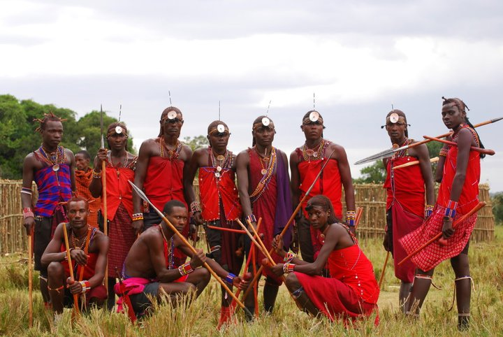 the life culture and religious beliefs of the maasai and the people of umuofia