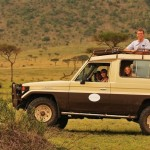 Game drives.
