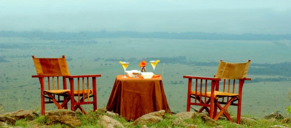 Dine With Nature