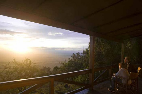 See How the Sun Rises and Sets in the Mara